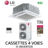 LG Cassette 4 voies H-INVERTER UT60FH.NA0 - UUD3.U30