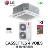 LG Cassette 4 voies H-INVERTER UT36FH.NA0 - UUD3.U30