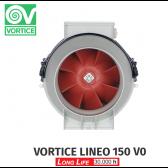 Ventilateur centrifuge VORTICE LINEO 150 V0