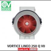 Ventilateur centrifuge VORTICE LINEO 250 Q V0