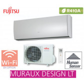 Fujitsu mural DC inverter ASYG 12 LT