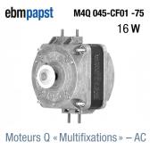 Moteur multi-fixation M4Q045-CF01-75 de EBM-PAPST
