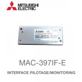 Interface pour commande à fil MAC-397IF-E de Mitsubishi