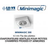 Evaporateur pour meubles MMC-116N45 de LU-VE - 720 W