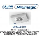 Evaporateur pour meubles MMC-118N45 de LU-VE - 1200 W