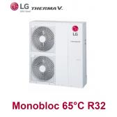 Pompe à Chaleur THERMA V Monobloc 65°C - HM121M.U33 - R32
