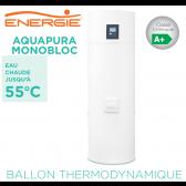 Pompe à chaleur AQUAPURA MONOBLOC 200ix de Energie
