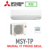 Mitsubishi MURAL IT FROID SEUL modèle MSY-TP50VF