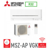Mitsubishi MURAL INVERTER modèle MSZ-AP20VGK