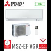 MURAL INVERTER DESIGN MITSUBISHI MSZ-EF25VGKW