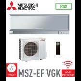 MURAL INVERTER DESIGN MITSUBISHI MSZ-EF50VGKS