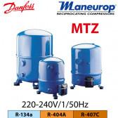 Compresseur Danfoss - Maneurop MTZ 28-5VI