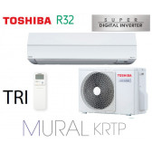 Toshiba Mural KRTP Super Digital Inverter RAV-GM1101KRTP-E triphasé