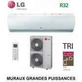 LG Mural Grande Puissance UJ36R.NR0 - UU37WR.U30