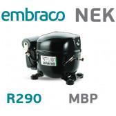 Compresseur Aspera – Embraco NEK6181U - R290