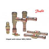 Clapet anti-retour NRV et NRVH de Danfoss