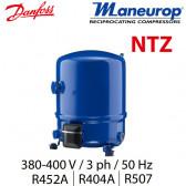 Compresseur Danfoss - Maneurop NTZ 136-4