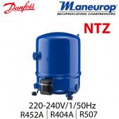 Compresseur Danfoss - Maneurop NTZ 068-5