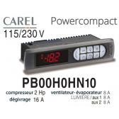Régulateur Power Compact PB00H0HN10 de Carel