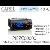 Régulateur Easy PJEZC00000 de Carel