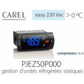 Régulateur Easy PJEZS0P000 de Carel