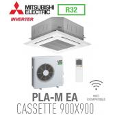 Mitsubishi CASSETTE 4 VOIES 900X900 modèle PLSZ-M71EA