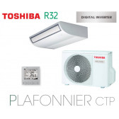 Toshiba Plafonnier CTP Digital Inverter RAV-RM801CTP-E