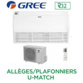 GREE Allèges / Plafonniers U-MATCH UM ST 12 R32
