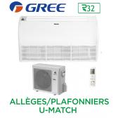 GREE Allèges / Plafonniers U-MATCH UM ST 30 R32