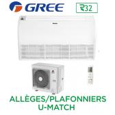 GREE Allèges / Plafonniers U-MATCH UM ST 48 R32