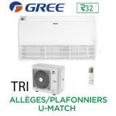 GREE Allèges / Plafonniers U-MATCH UM ST 36 3PH R32