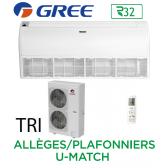 GREE Allèges / Plafonniers U-MATCH UM ST 60 3PH R32