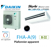 Daikin Plafonnier apparent Advance FHA125A monophasé