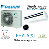 Daikin Plafonnier apparent Alpha FHA125A monophasé