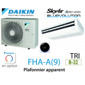 Daikin Plafonnier apparent Alpha FHA140A triphasé
