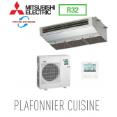 Plafonnier Spécial cuisine Mistubishi PCA-M71HA