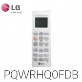 Télécommande infrarouge LG PQWRHQ0FDB