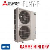 Unité extérieure réversible PUMY-P140VKM/YKM de Mitsubishi