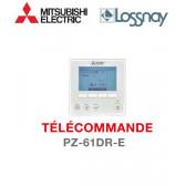 Télécommande à fil PZ-61DR-E pour Lossnay