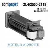 Ventilateur Tangentiel QL4/2500-2118 de EBM-PAPST