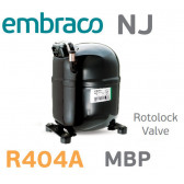 Compresseur Aspera – Embraco NJ9232GK  - AVEC VANNE - R404A