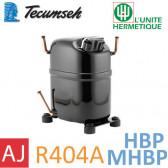Compresseur Tecumseh CAJ9510Z - R404A, R449A, R407A, R452A