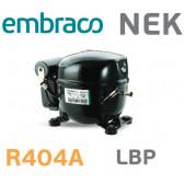 Compresseur Aspera – Embraco NEK2150GK - R404A, R449A, R407A, R452A