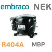 Compresseur Aspera – Embraco NEK6217GK - R404A, R449A, R407A, R452A