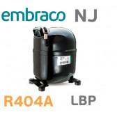 Compresseur Aspera – Embraco NJ2212GK - À TUBE- R404A