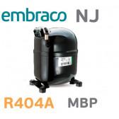 Compresseur Aspera – Embraco NJ9232GK  - À TUBE- R404A, R449A, R407A, R452A