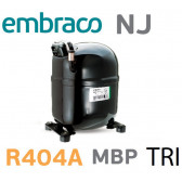 Compresseur Aspera – Embraco NJ9238GS - R404A