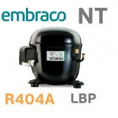 Compresseur Aspera – Embraco NT2168GK - R404A, R449A, R407A, R452A