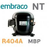 Compresseur Aspera – Embraco NT6222GK - R404A