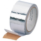 Ruban Adhésif Aluminium Tramé 50 Microns X 50 m x 75 mm
